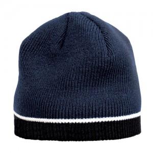K105 зимна шапка плетена акрил