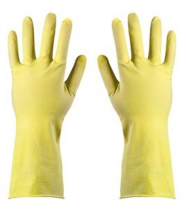 Ръкавици домакински латекс
