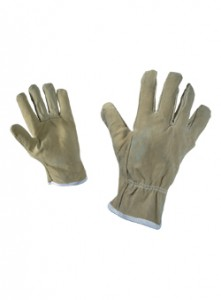 Работни ръкавици свинска кожа