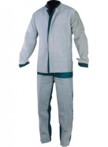 Защитен костюм за заварчик