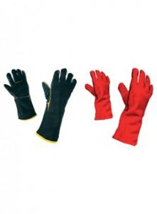 Ръкавици за заварчици