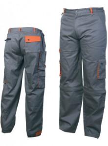 Работен панталон сваляеми крачоли