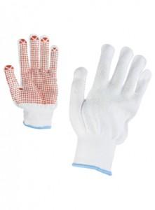 Ръкавици с полимерни капки