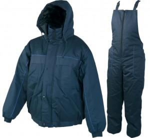 Зимно работно облекло 100% памук