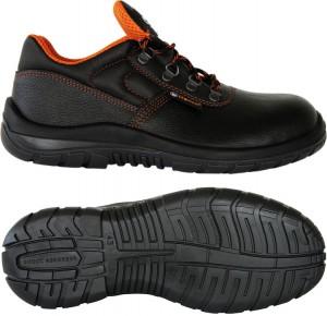 Обувки половинки метално бомбе и метална пластина